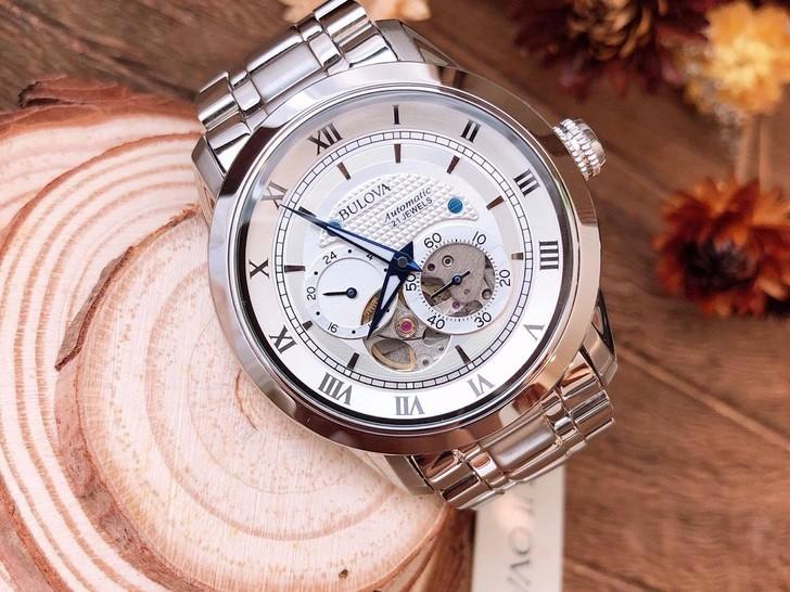 Đánh giá đồng hồ Bulova 96A118 từ bên ngoài lẫn bên trong - Ảnh 5