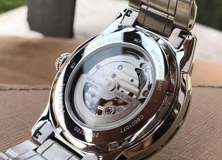 Đánh giá đồng hồ Bulova 96A118 từ bên ngoài lẫn bên trong - Ảnh 6