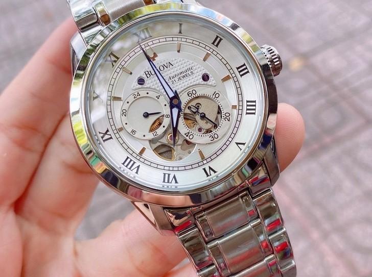 Đánh giá đồng hồ Bulova 96A118 từ bên ngoài lẫn bên trong - Ảnh 2