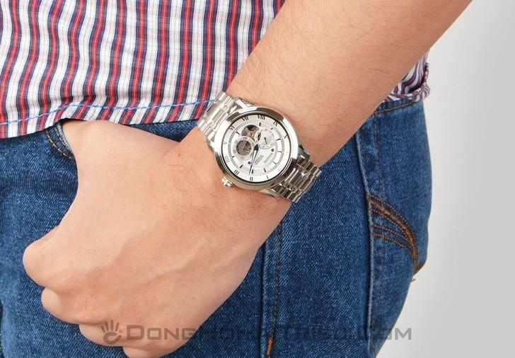 Đánh giá đồng hồ Bulova 96A118 từ bên ngoài lẫn bên trong - Ảnh 1