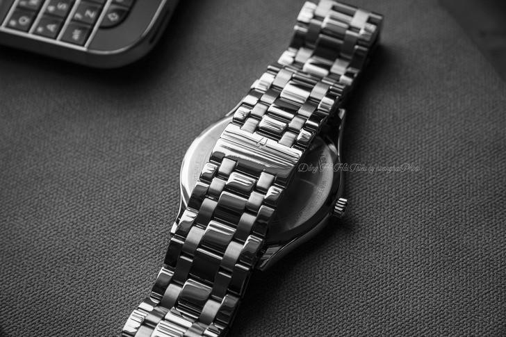 Đồng hồ Bulova 96B261 lịch lãm, miễn phí thay pin trọn đời - Ảnh 4