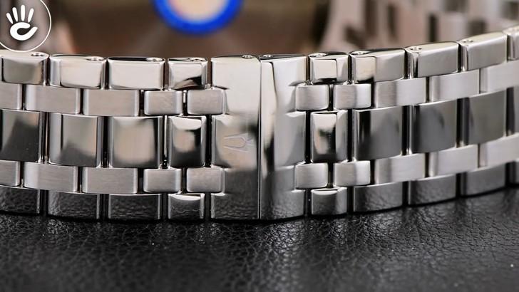 Đồng hồ Bulova 96B261 lịch lãm, miễn phí thay pin trọn đời - Ảnh 5