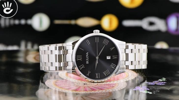 Đồng hồ Bulova 96B261 lịch lãm, miễn phí thay pin trọn đời - Ảnh 8