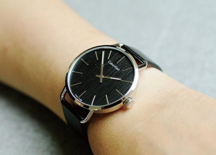 Calvin Klein K7B211C1 đồng hồ thời trang đạt chuẩn Swiss Made - Ảnh 1