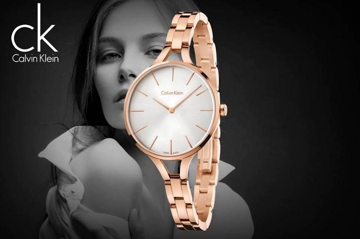 Đồng hồ Calvin Klein K7E23646 giá rẻ, thay pin miễn phí - Ảnh 1