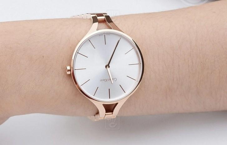 Đồng hồ Calvin Klein K7E23646 giá rẻ, thay pin miễn phí - Ảnh 2