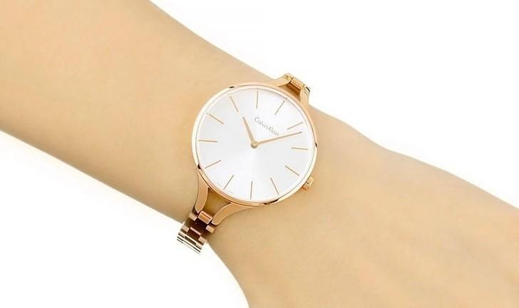 Đồng hồ Calvin Klein K7E23646 giá rẻ, thay pin miễn phí - Ảnh 4