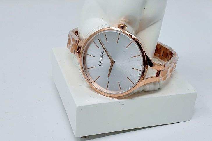 Đồng hồ Calvin Klein K7E23646 giá rẻ, thay pin miễn phí - Ảnh 3
