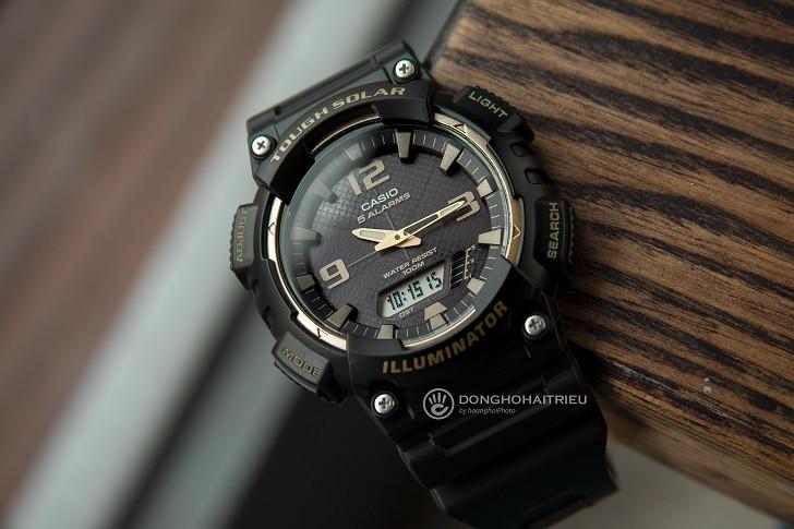 Đồng hồ Casio AQ-S810W-1A3VDF dùng công nghệ Tough Solar - Ảnh 1