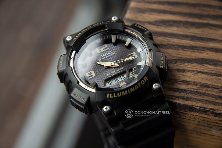 Đồng hồ Casio AQ-S810W-1A3VDF dùng công nghệ Tough Solar - Ảnh 3