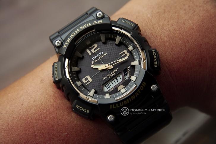 Đồng hồ Casio AQ-S810W-1A3VDF dùng công nghệ Tough Solar - Ảnh 6