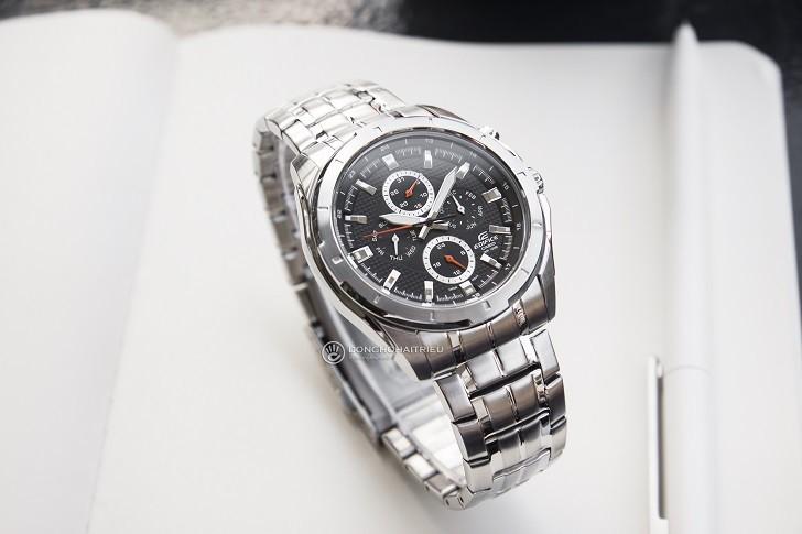 Đồng hồ Casio EF-328D-1AVUDF giá rẻ, thay pin miễn phí - Ảnh 1
