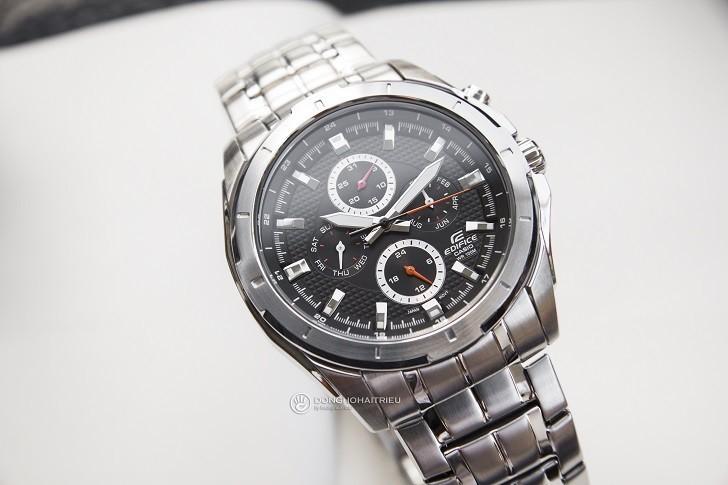 Đồng hồ Casio EF-328D-1AVUDF giá rẻ, thay pin miễn phí - Ảnh 2