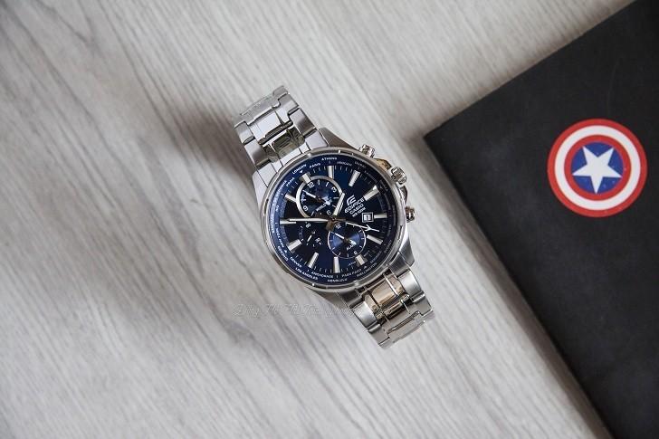 Đồng hồ Casio EFR-304D-2AVUDF giá rẻ, thay pin miễn phí - Ảnh 1