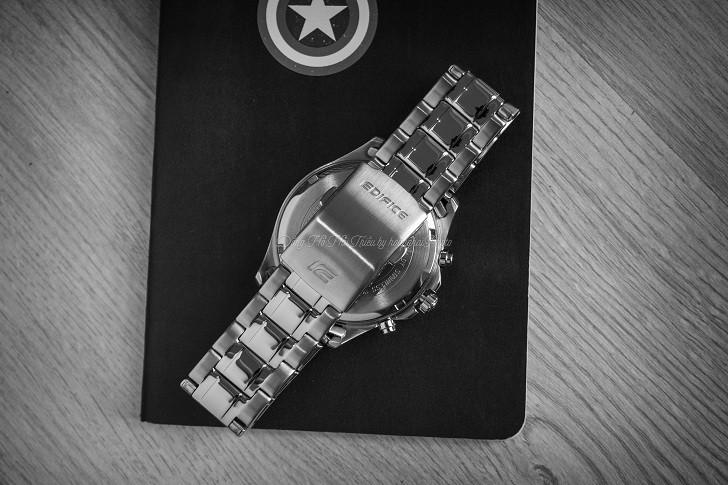 Đồng hồ Casio EFR-304D-2AVUDF giá rẻ, thay pin miễn phí - Ảnh 4