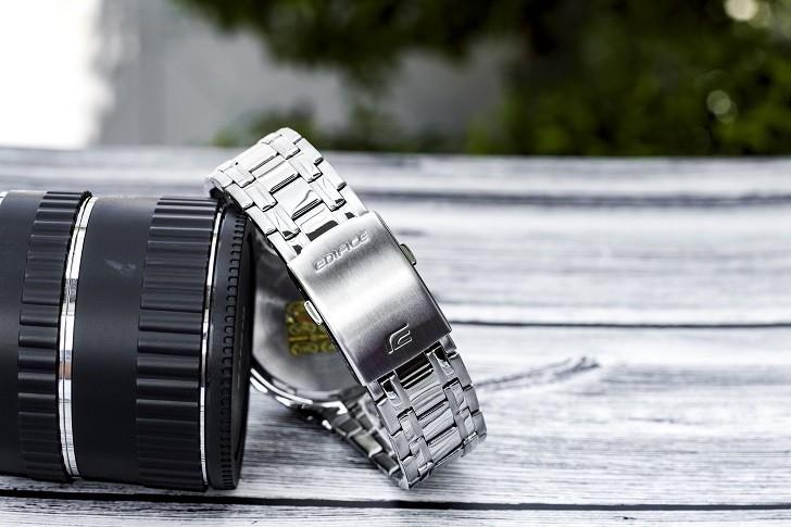 Đồng hồ Casio EFR-539D-1AVUDF giá rẻ, thay pin miễn phí - Ảnh 3