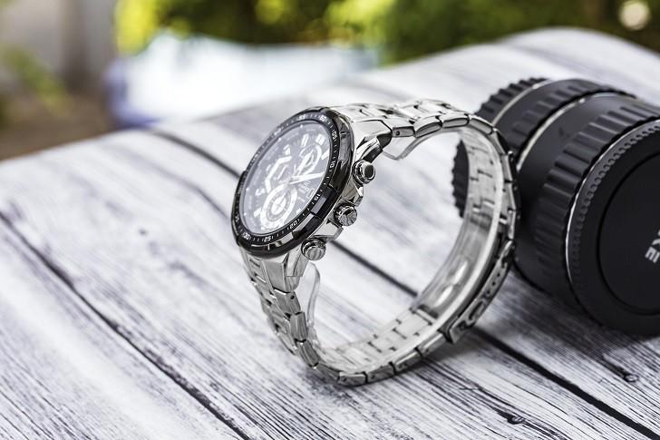 Đồng hồ Casio EFR-539D-1AVUDF giá rẻ, thay pin miễn phí - Ảnh 6