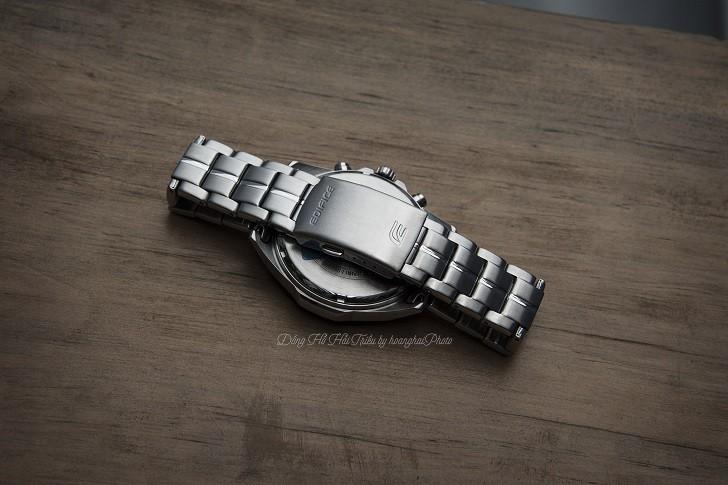 Đồng hồ Casio EFR-556DB-2AVUDF giá rẻ, thay pin miễn phí - Ảnh 5