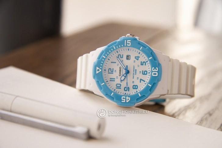 Đồng hồ Casio LRW-200H-2BVDF giá rẻ và thay pin miễn phí - Ảnh 1
