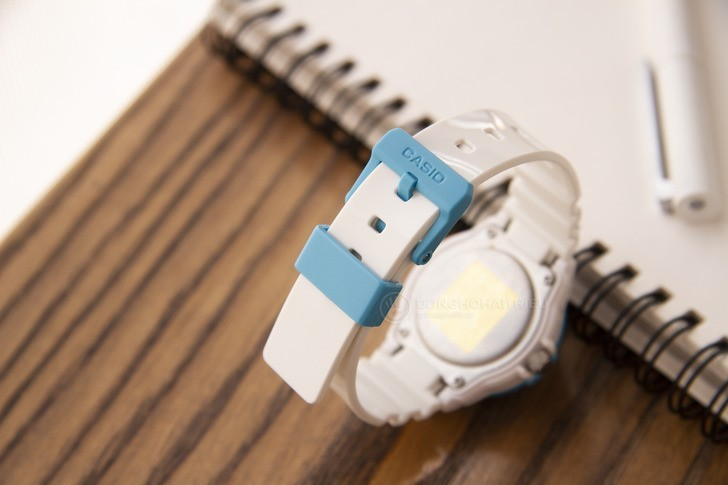 Đồng hồ Casio LRW-200H-2BVDF giá rẻ và thay pin miễn phí - Ảnh 4