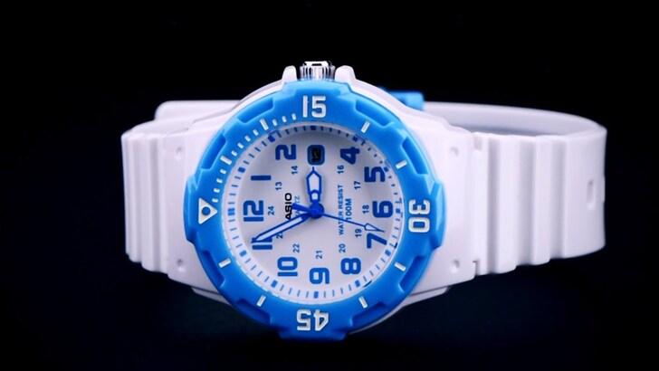 Đồng hồ Casio LRW-200H-2BVDF giá rẻ và thay pin miễn phí - Ảnh 7