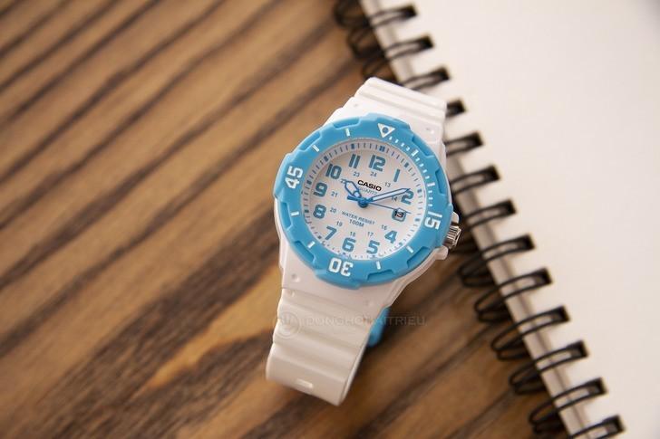 Đồng hồ Casio LRW-200H-2BVDF giá rẻ và thay pin miễn phí - Ảnh 8