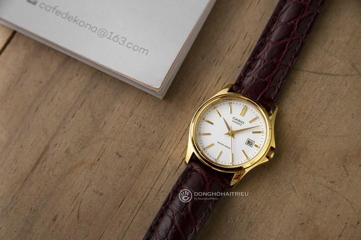 Đồng hồ Casio LTP-1183Q-7ADF giá rẻ và thay pin miễn phí - Ảnh 8