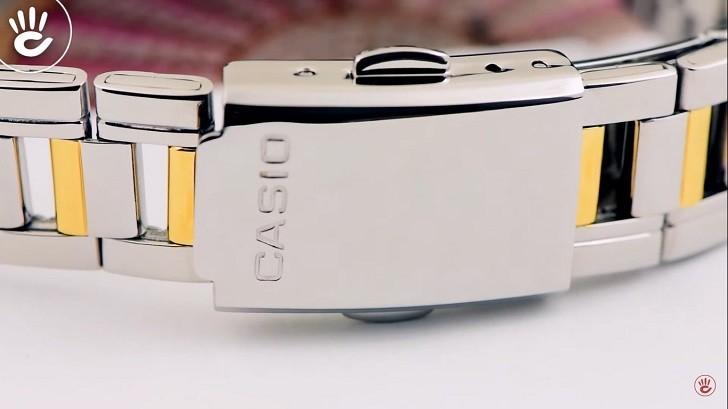 Đồng hồ Casio LTP-2085SG-7AVDF giá rẻ, thay pin miễn phí - Ảnh 4