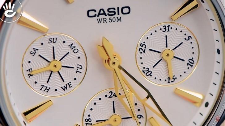 Đồng hồ Casio LTP-2085SG-7AVDF giá rẻ, thay pin miễn phí - Ảnh 5