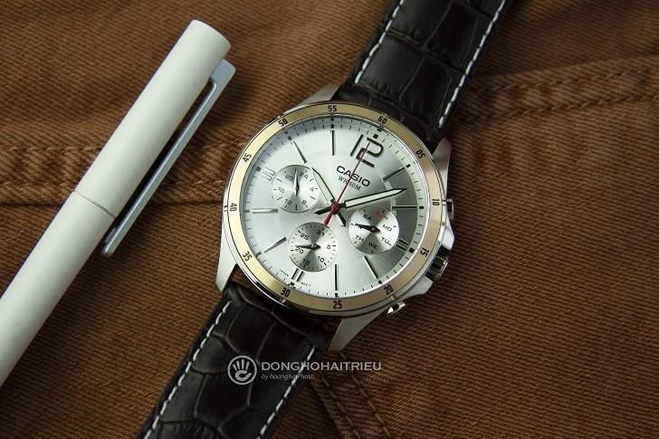 Đồng hồ Casio MTP-1374L-7AVDF giá rẻ, miễn phí thay pin - Ảnh: 1