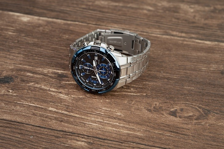 Đồng hồ Casio EFR-539D-1A2VUDF giá rẻ, thay pin miễn phí - Ảnh 2