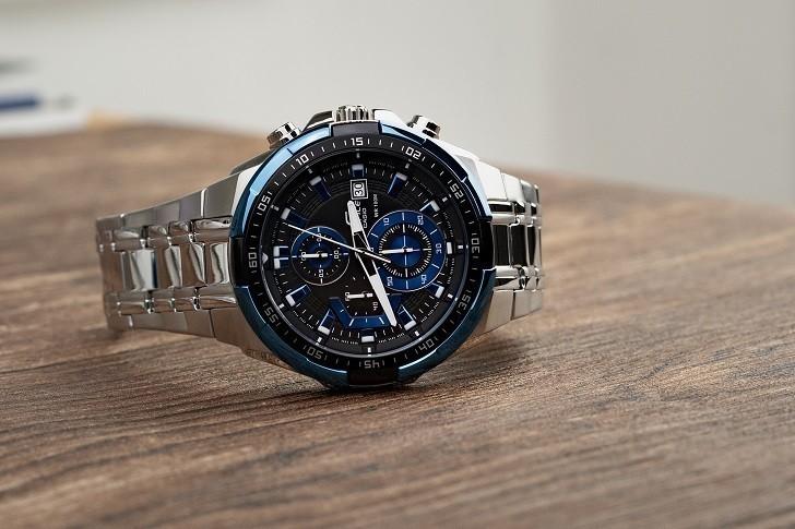 Đồng hồ Casio EFR-539D-1A2VUDF giá rẻ, thay pin miễn phí - Ảnh 3