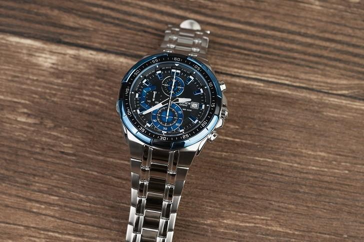 Đồng hồ Casio EFR-539D-1A2VUDF giá rẻ, thay pin miễn phí - Ảnh 4