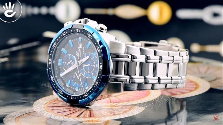 Đồng hồ Casio EFR-539D-1A2VUDF giá rẻ, thay pin miễn phí - Ảnh 5