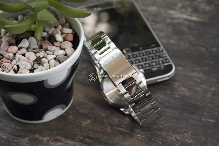 Đồng hồ Casio MTP-1303D-1AVDF giá rẻ, thay pin miễn phí - Ảnh 6