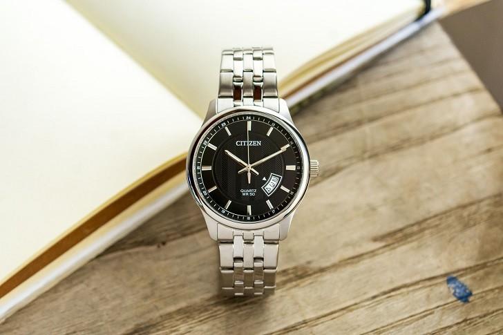 Đồng hồ Citizen BI1050-81E máy quartz, miễn phí thay pin - Ảnh 1