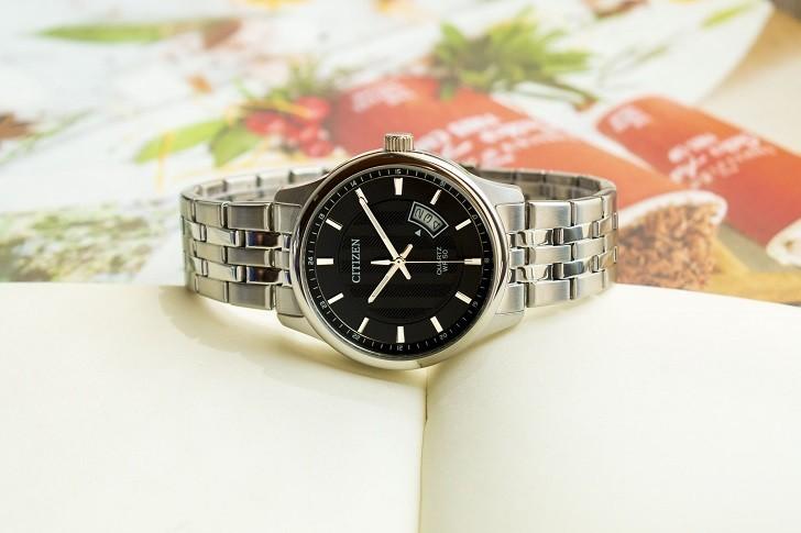 Đồng hồ Citizen BI1050-81E máy quartz, miễn phí thay pin - Ảnh 2