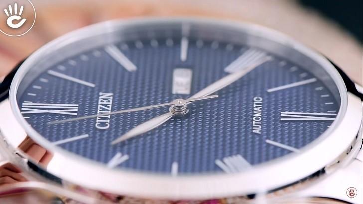 Đồng hồ nam Citizen NH8350-59L automatic, trữ cót 40 giờ - Ảnh 2