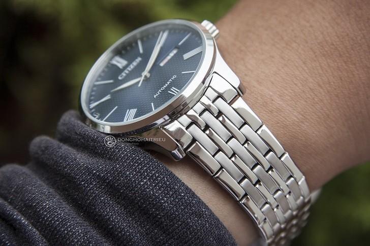 Đồng hồ nam Citizen NH8350-59L automatic, trữ cót 40 giờ - Ảnh 5