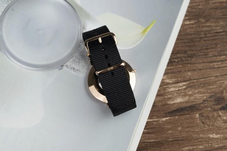 Đồng hồ Daniel Wellington DW00100148 rẻ, thay pin miễn phí - Ảnh 2