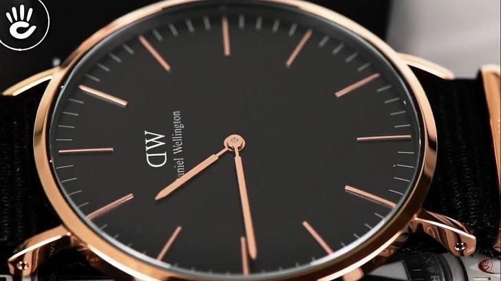 Đồng hồ Daniel Wellington DW00100148 rẻ, thay pin miễn phí - Ảnh 3