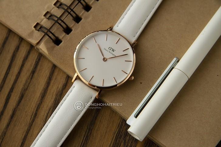 Đồng hồ nữ Daniel Wellington DW00100189 thay pin miễn phí - Ảnh 1