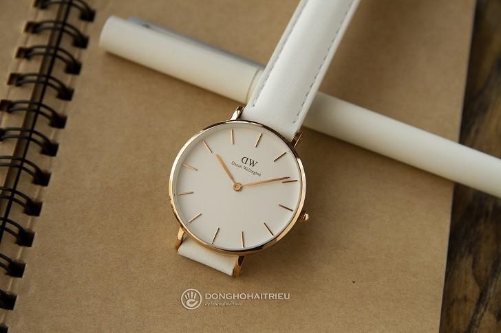 Đồng hồ nữ Daniel Wellington DW00100189 thay pin miễn phí - Ảnh 4