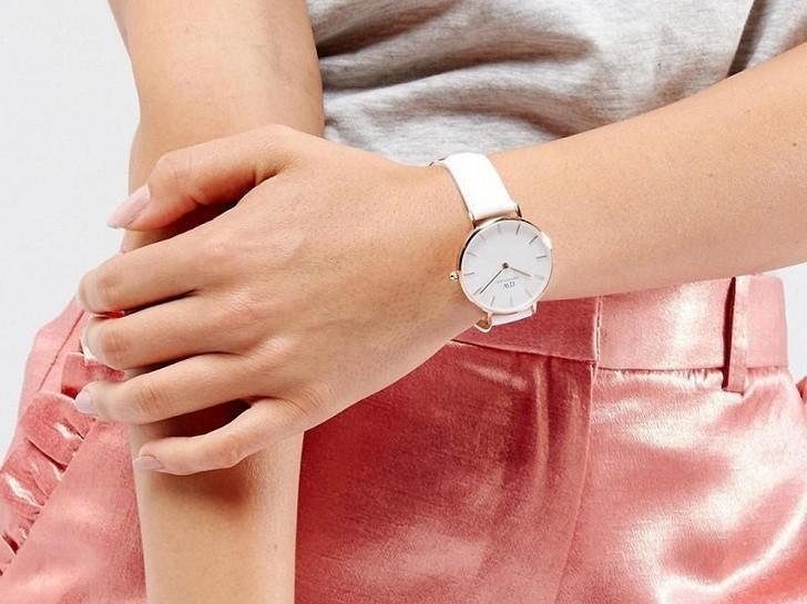 Đồng hồ nữ Daniel Wellington DW00100189 thay pin miễn phí - Ảnh 6