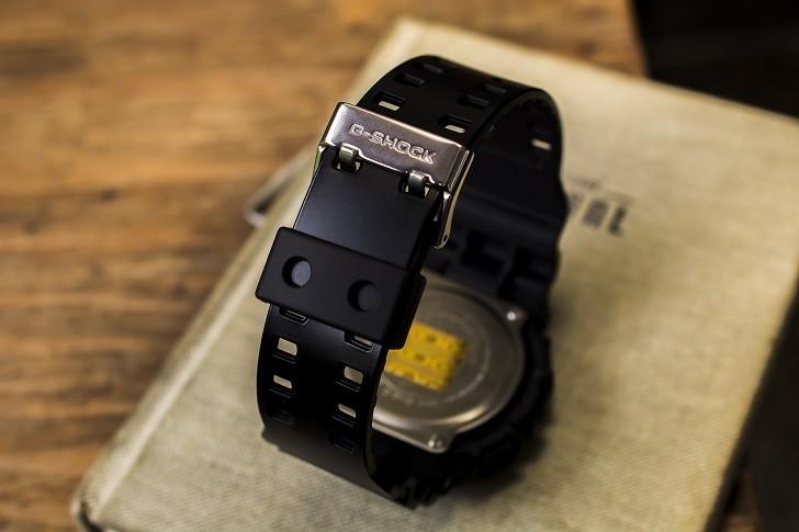 Đồng hồ G-Shock GA-100CB-1ADR tích hợp nhiều tính năng thể thao - Ảnh 4