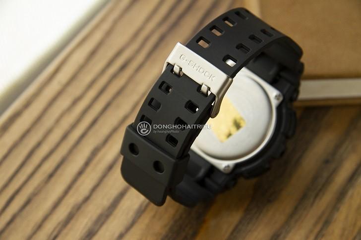 Đồng hồ G-Shock GA-120-1ADR nam giá rẻ, miễn phí thay pin - Ảnh: 2