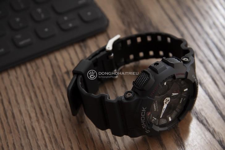 Đồng hồ G-Shock GA-120-1ADR nam giá rẻ, miễn phí thay pin - Ảnh: 4