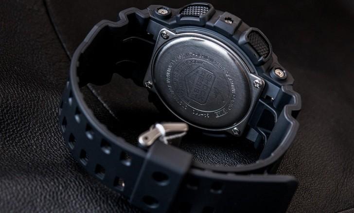 Đồng hồ G-Shock GA-110-1BDR chịu nước 20 ATM thoải mái lặn - Ảnh: 5