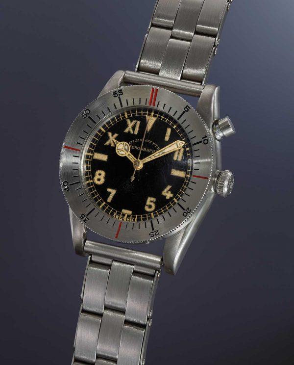 Lịch Sử Vòng Bezel Xoay Trên Đồng Hồ Lặn Và Công Dụng Ban Đầu Rolex Zerographe ref. 3346