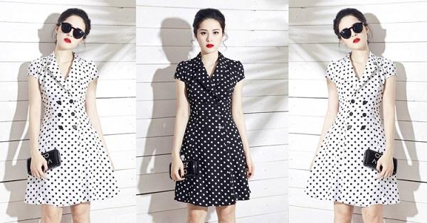 mẫu váy vest công sở đẹp ứng dụng ngay cho chị em 1